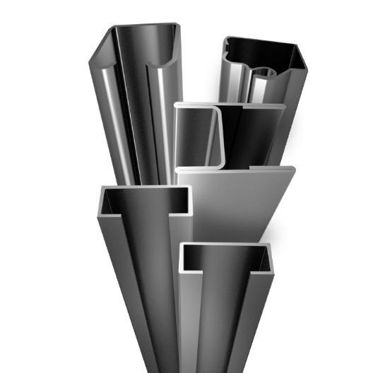 Steel shaping