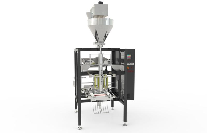 BM-A SERIES Packaging Machine with Auger Filler