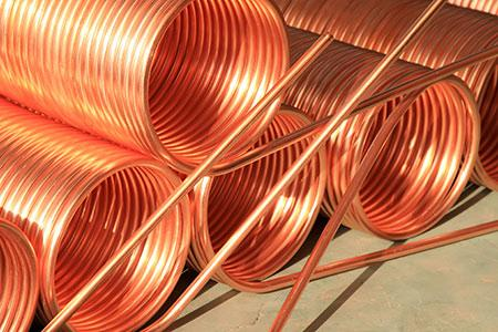 The High Copper Alloy in the shapes you are looking for.
