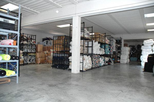 magazzino interno