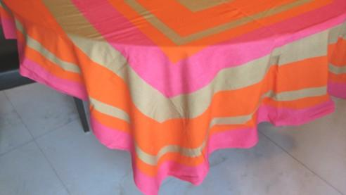 Digitally Printed Cotton Table Cloth