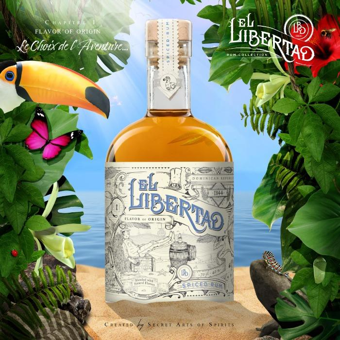 El Libertad Flavor of Origin