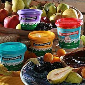 Du jus de fruits concentrés en pots pour tous les types de préparations. N'hésitez pas à consulter nos recettes fruitées et à inventer les vôtres !