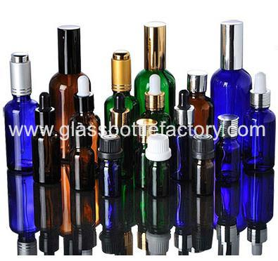 5ml-100ml essential oil glass bottles