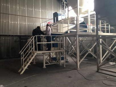 Acan Alumina Dross Briquetting Plant