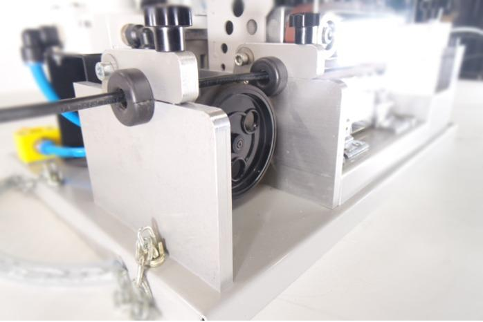 Fiber cable blowing machines