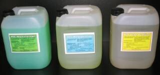 Wasseraufbereitungschemikalien