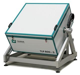 The TLP 800 S is a thermal conductivity measuring device with guarded hotplate according to ISO 8302, ASTM C177, EN 1946-2, EN 12664, EN 12667, EN 12939, for insulated glass EN 674 and ISO 10291