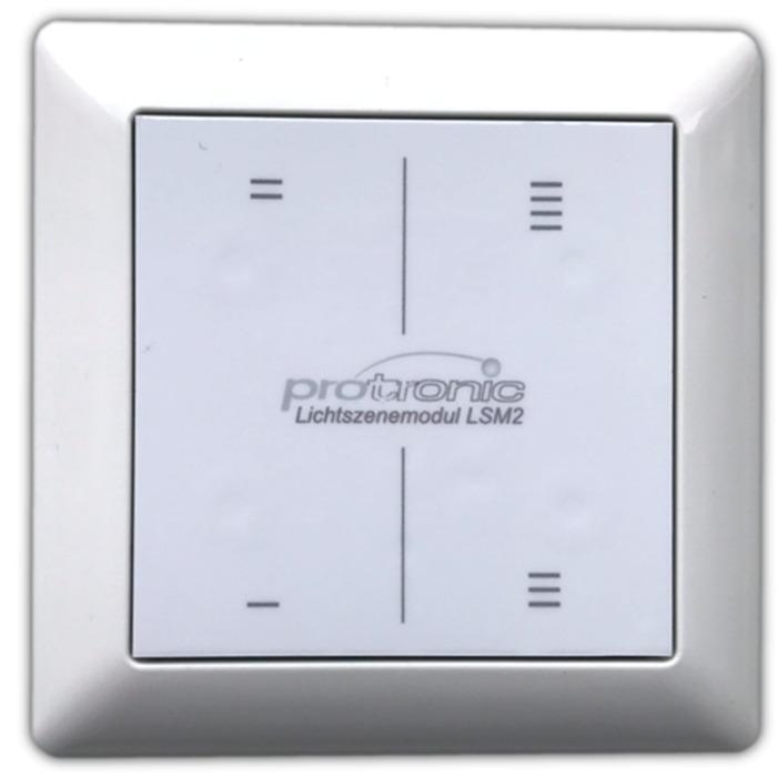 Lichtszenenmodul LSM2 Unterputz