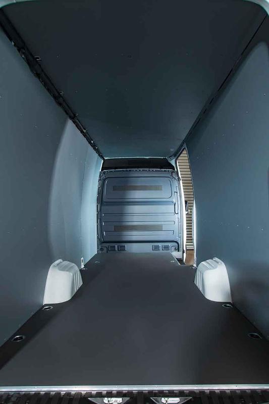 Con-Pearl Laderaumboden für Transporterfahrzeuge wie Sprinter oder Crafter