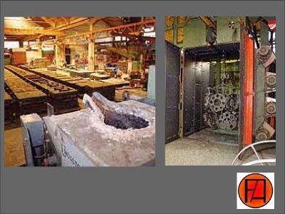 Fundiciones de acero