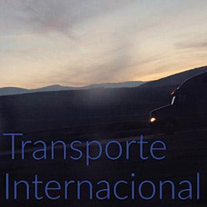 Serviços de transporte rodoviário de carga na Europa.