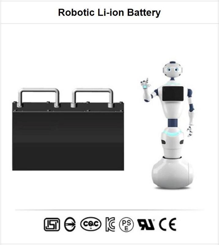 Robots Li-ion Battery