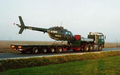 Trasporto elicottero