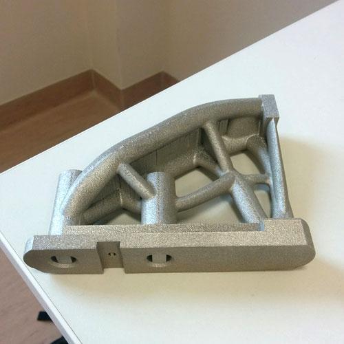 DLMS (metal) Printing