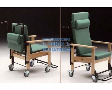 Todo el mobiliario especifico para centros Socio Sanitarios