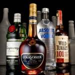 Branded liquors and spirits