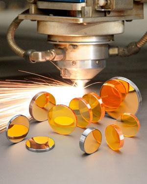 Mirrors and lenses for laser TRUMPF, AMADA, Bystronic