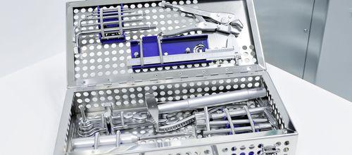 Technische Produkte für den Reinraum