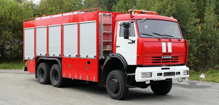 Pump-hose fire vehicle PHFV-100-3000 (65111)