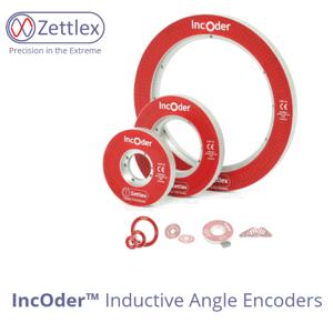 Inductive Angle Encoders