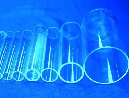Tube quartz