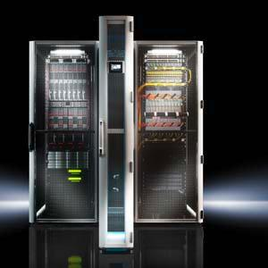 The Rittal IT rack. Innovative. Simple. Successful.