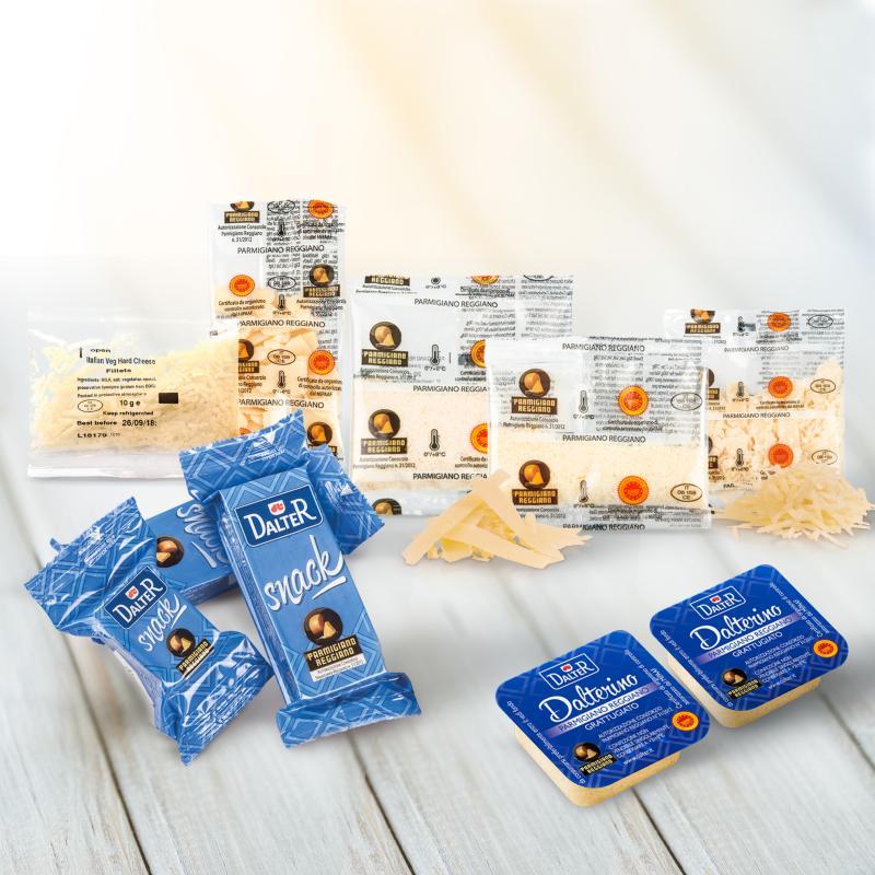 Groupage confezioni monoporzione