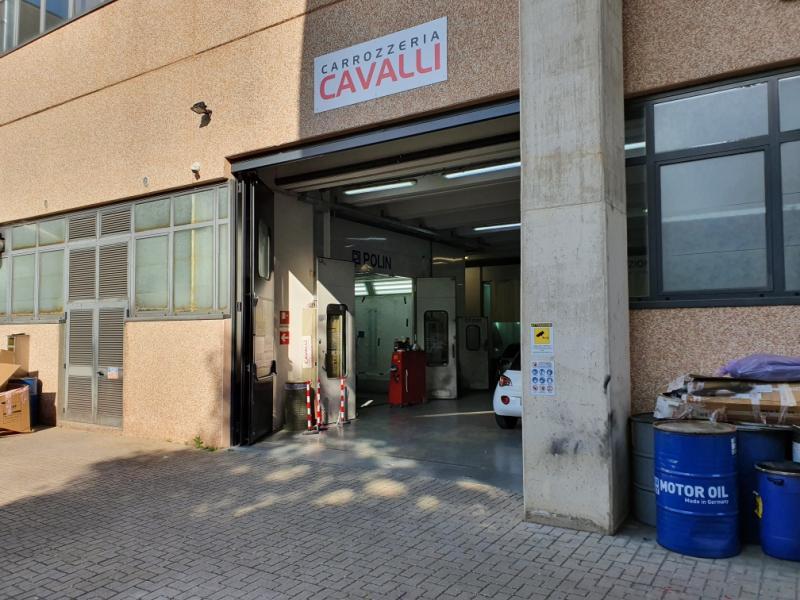 CARROZZERIA CAVALLI sede