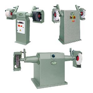 Tourets à brosses du diamètre 200mm à 500mm à un ou deux moteurs mono-vitesse / bi-vitesses / 3 vitesses, poulies courroies / variateur électronique...