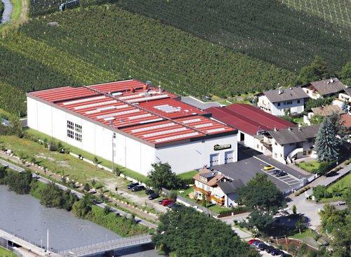 Firmengebäude Südtirol-Partschins