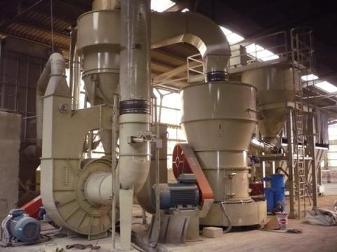 Crushers, mills, screen, classifires, filters ... plants