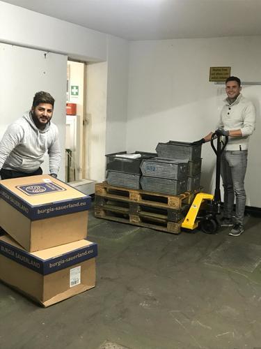 Logistik / Verpackung