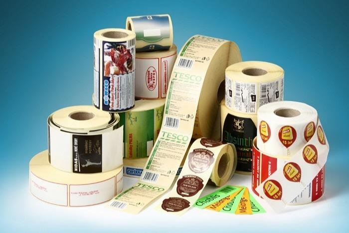 Labels for food and beverage industry