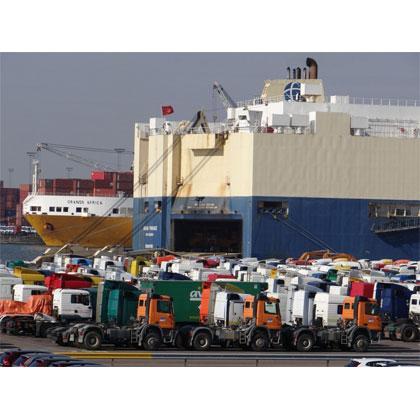 Transporte barcos