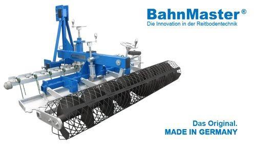 BahnMaster, Reitbodentechnik
