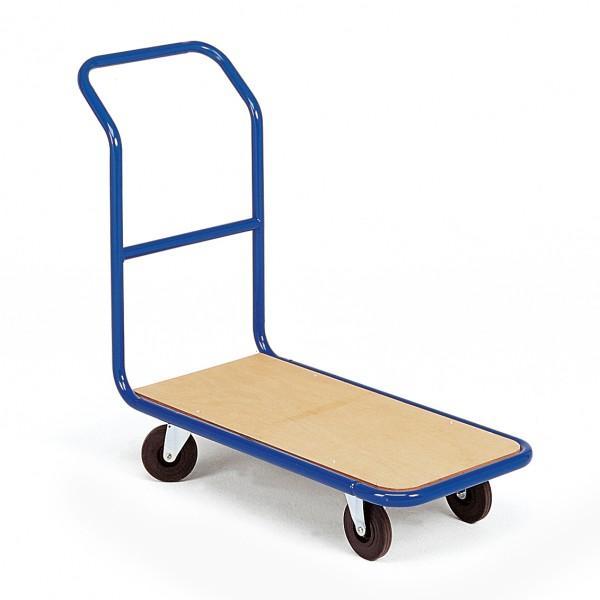 Nous vous proposons de très nombreux modèles de chariots de manutention : chariots pliants, chariots avec 2, 3 ou 4 côtés, chariots charge lourde, chariots porte panneaux, dessertes d'atelier, ...