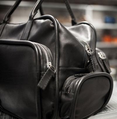 Produzione borse da donna e da uomo