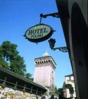 Hotel Polski, Cracow, Poland