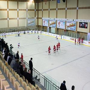 SİLİVRİKAPI OLYMPIC ICE RINK - INDOOR ICE RINK