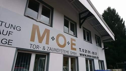 MOE Lager und Verkauf