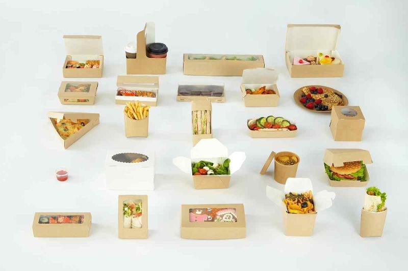 Wide range food packaging solutions for catering, cafes, restaurants take away and supermarkets.