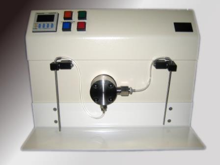 The manual Lab Homogeniser can be used in milk research laboratories. It homogenizes milk with a high pressure homogenization piston pump in laboratory conditions.