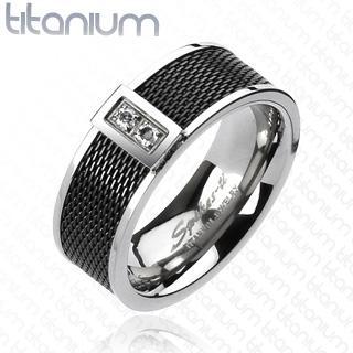Anelli Da uomo Titanio. Solido titanio è stato a lungo utilizzato per una varietà di scopi, come l'ingegneria aerospaziale e la produzione di strumenti chirurgici e anche nel settore della gioielleria