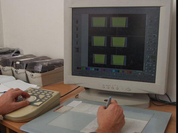 Preparation of knitting process