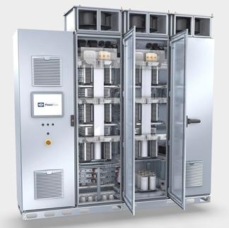 Dynamische Umrichter für das breite Spektrum der elektrischen Antriebstechnik und Energiewandlung. Die PowerTech Umrichterfamilie steht für eigenentwickelte Leistungselektronik und Regelungstechnik.