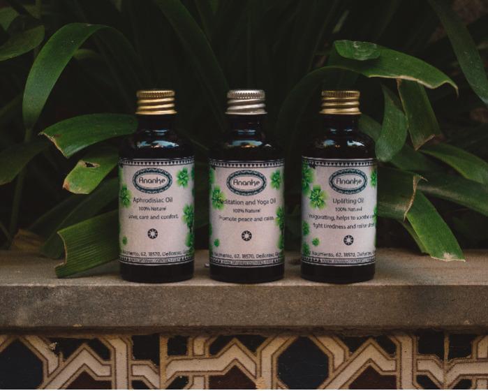 Elixires aromaterapia