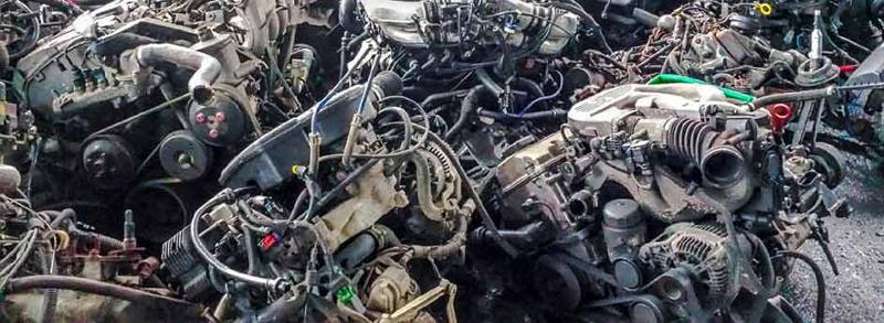 Además de compra de metales también compramos motores y baterías para reciclaje de chatarra.