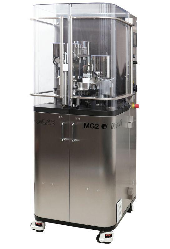 Macchina opercolatrice per piccoli lotti e test clinici, ideale per laboratori R&D