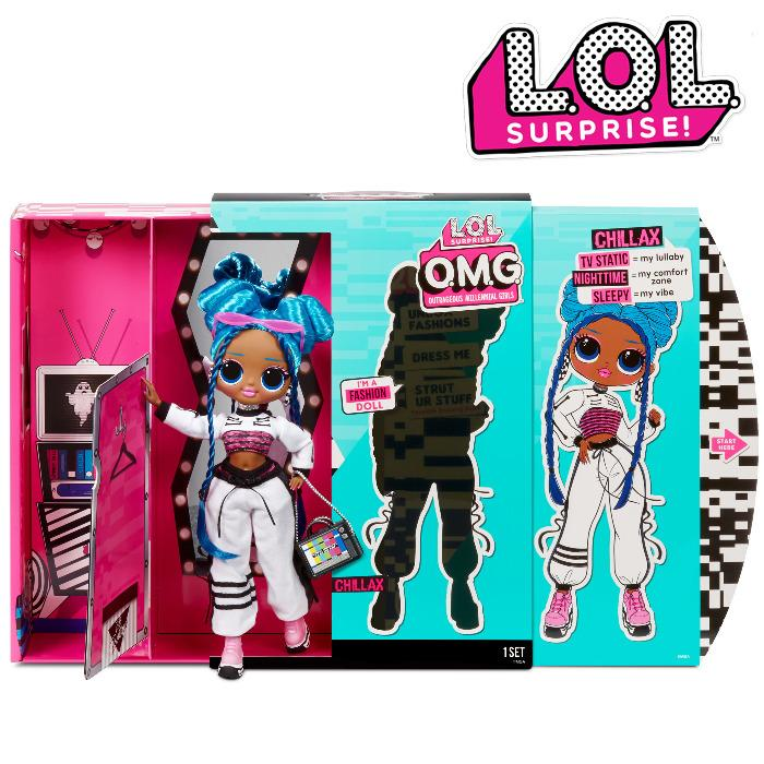 L.O.L. Surprise OMG Core Fashion Doll